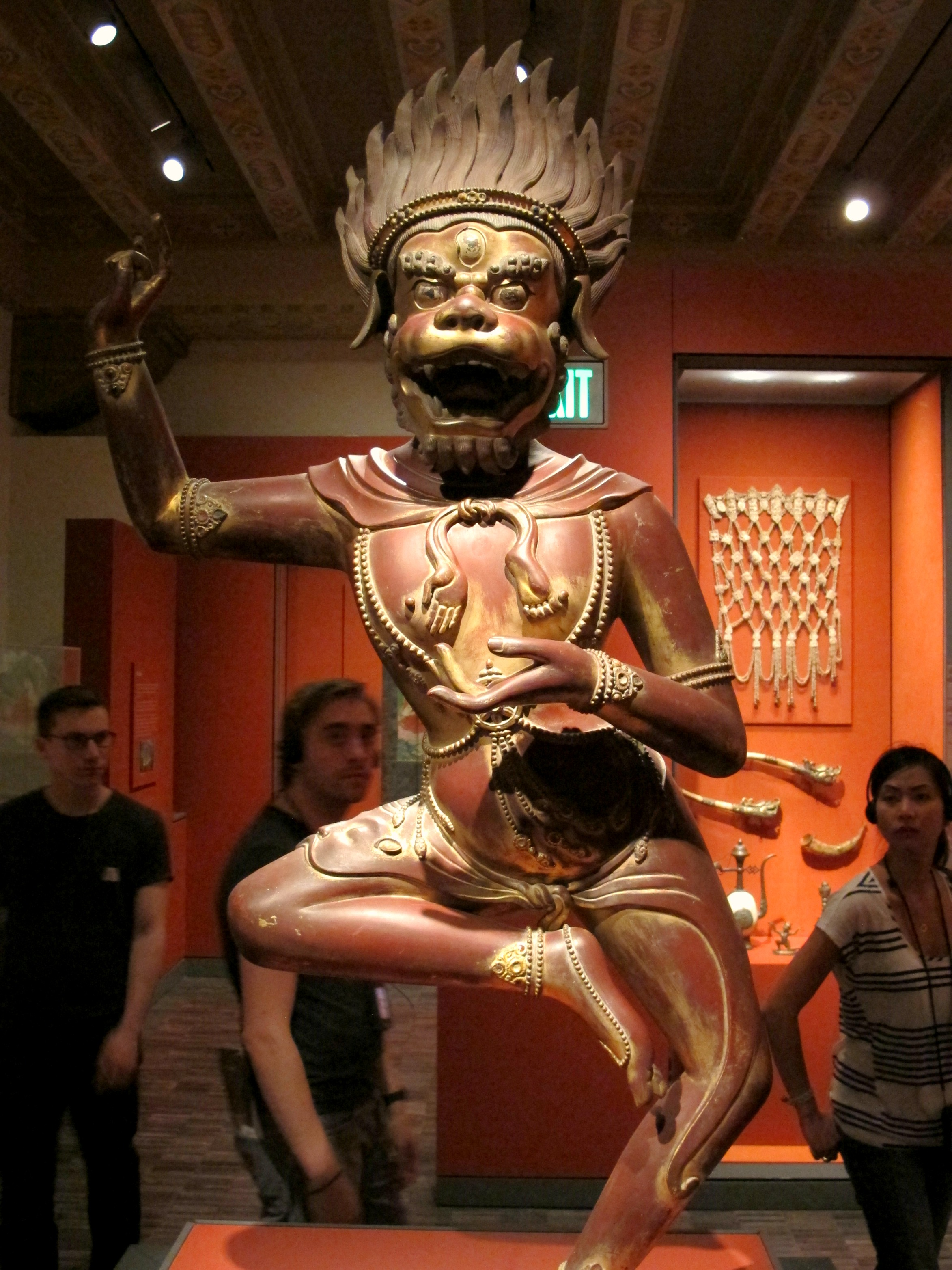 Highlights From the Asian Art Museum – I am a writer